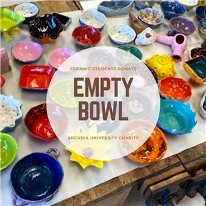 Empty Bowl Charity Event